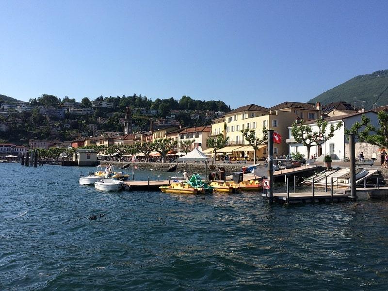 AlpAddict sur la Riviera de Locarno