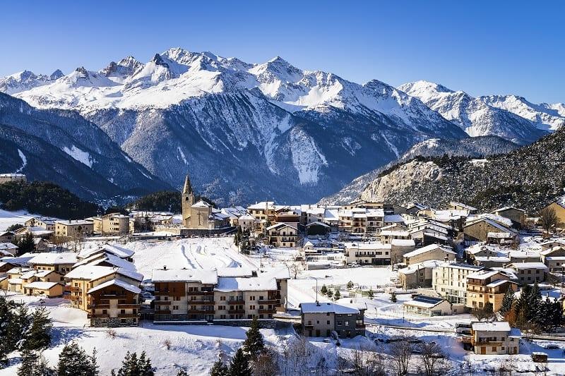 Ski et Soleil avec AlpAddict