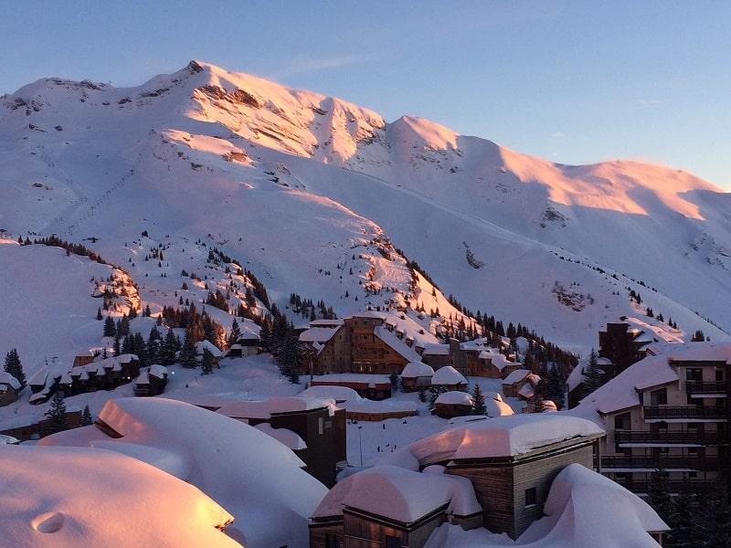 Ski en Haute-Savoie avec AlpAddict