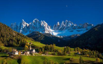 Les Dolomites, mais pas seulement…