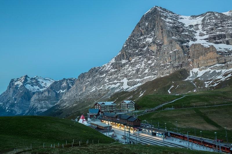 AlpAddict et l'Eiger