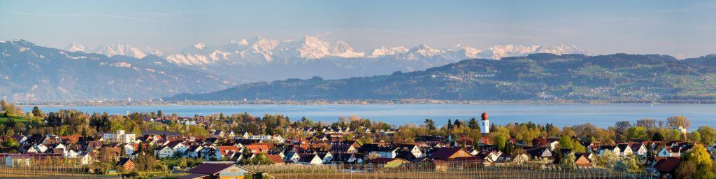 AlpAddict au bord du Lac de Constance