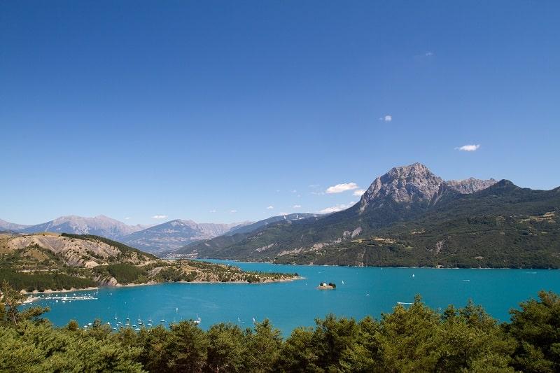 Lac et Provence avec AlpAddict