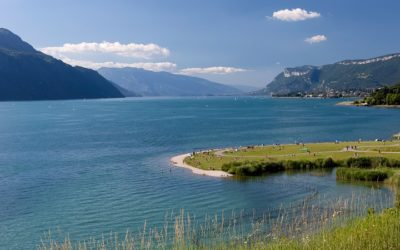 Le lac du Bourget, lac romantique