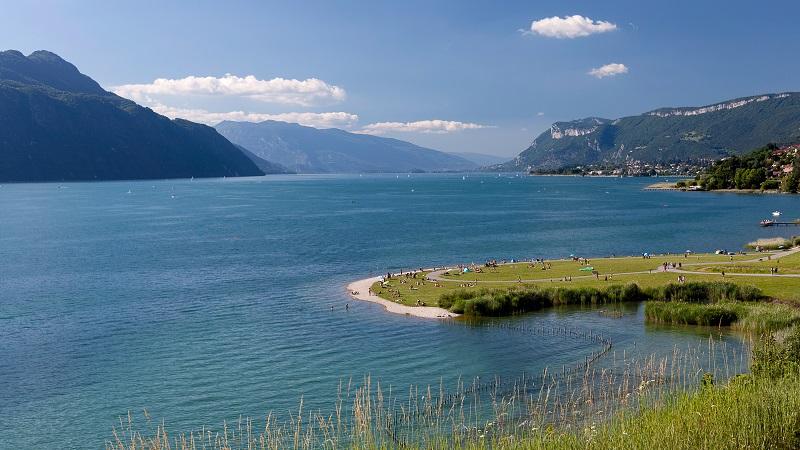 AlpAddict vous emmène autour du lac du Bourget