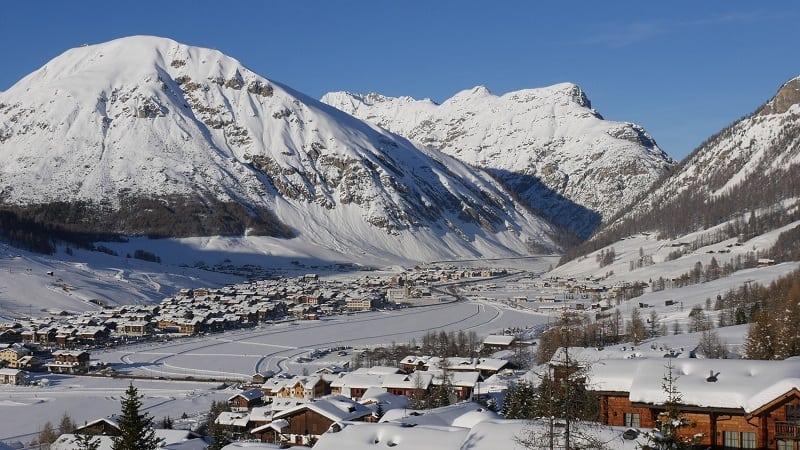 Au ski avec AlpAddict