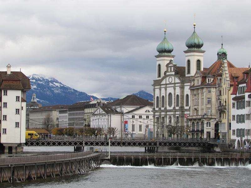 AlpAddict visite Lucerne