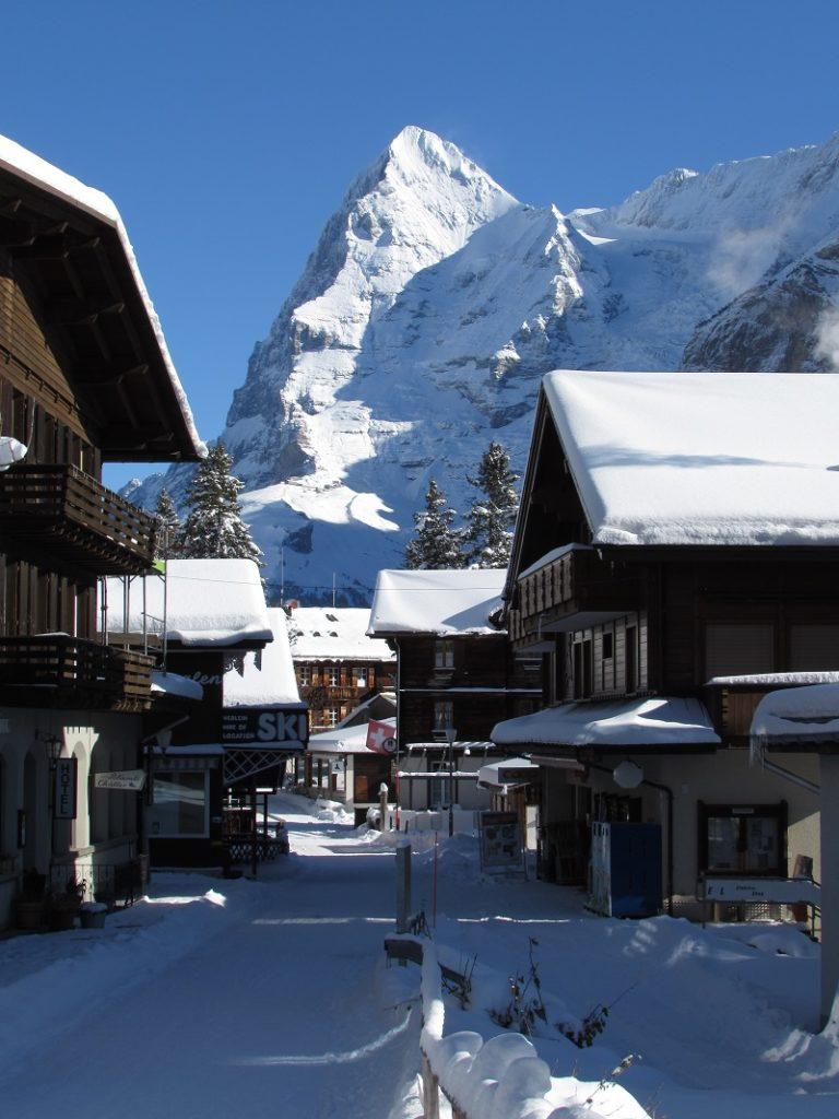 AlpAddict, face à l'Eiger