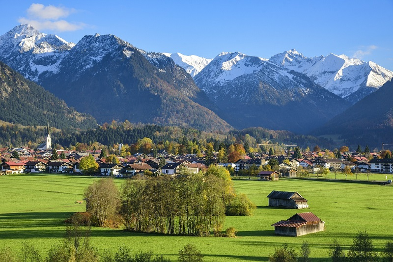 La Bavière avec AlpAddict