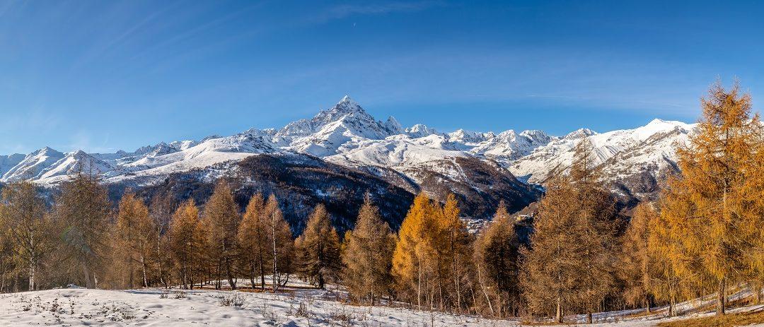 Les Alpes du Piémont, du Val d'Aoste et de la Lombardie