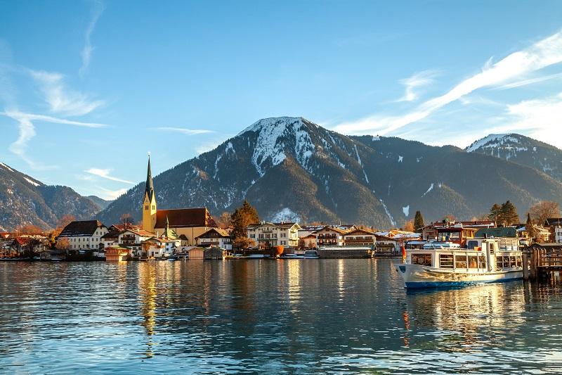 Lacs bavarois avec AlpAddict