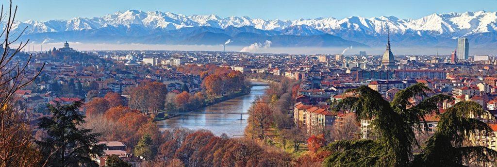 Turin, ville idéale pour les AlpAddict