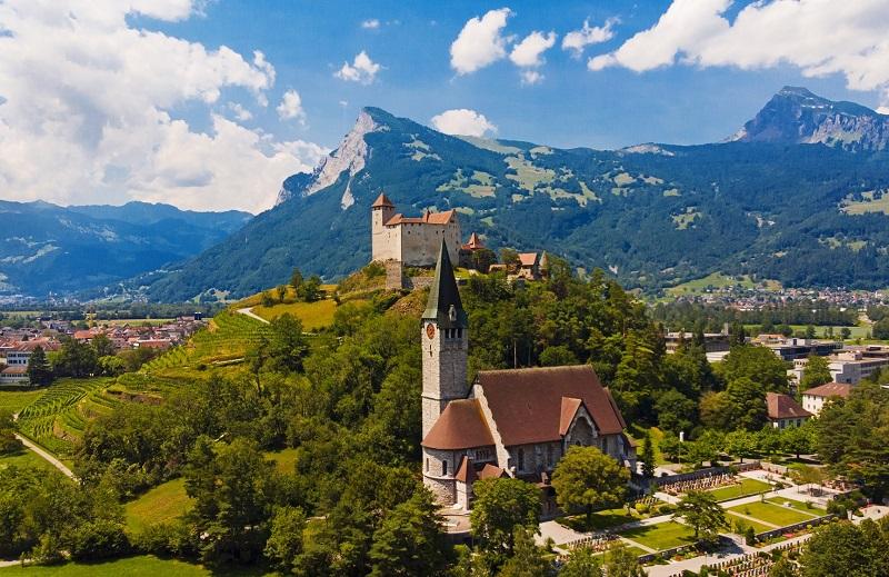 AlpAddict à Vaduz