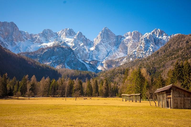 Montagne en Slovénie avec AlpAddict
