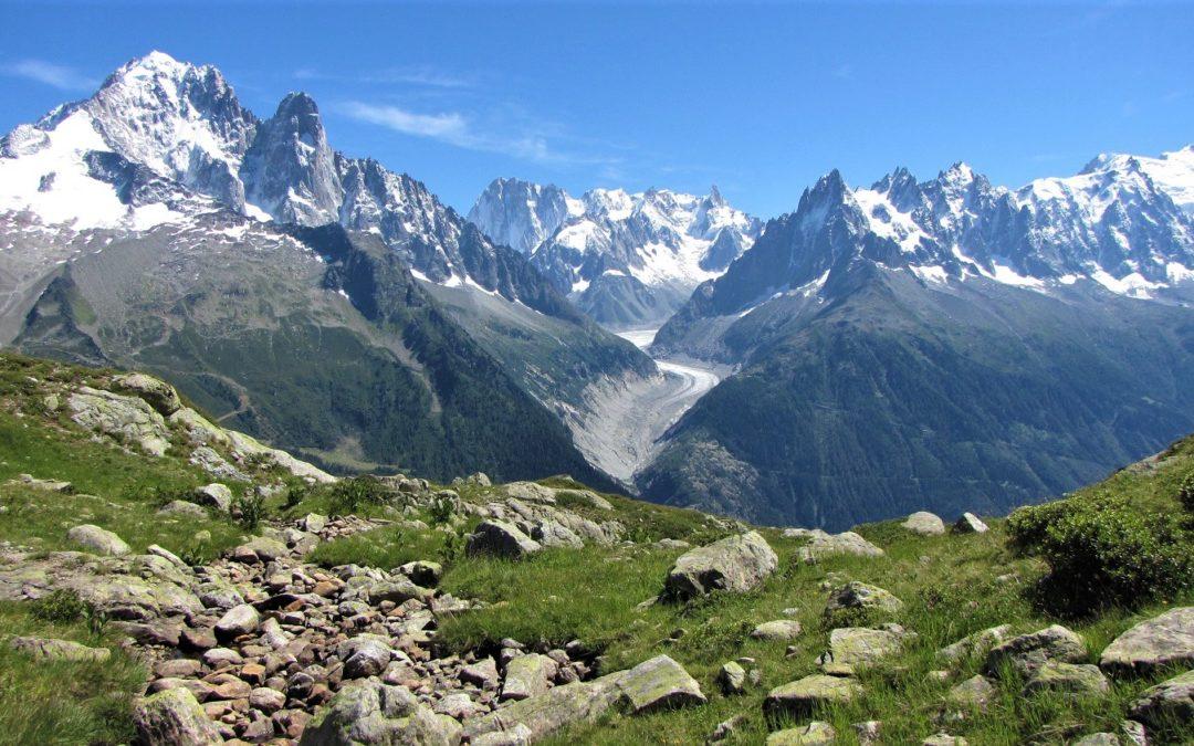 Vallée de Chamonix: les cinq sites incontournables