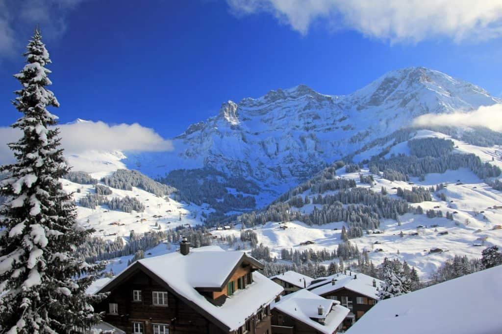 AlpAddict vous propose l'Oberland Bernois à Adelboden