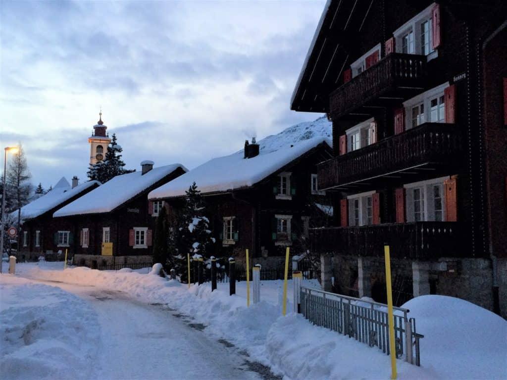 En Suisse centrale avec AlpAddict