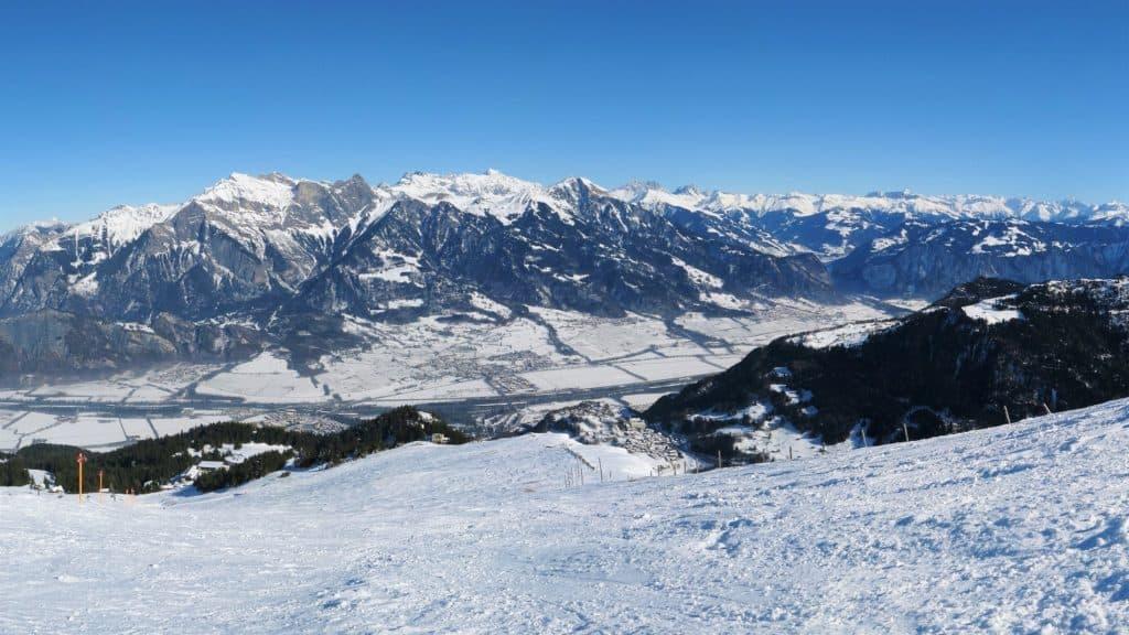 En Suisse Orientale avec AlpAddict