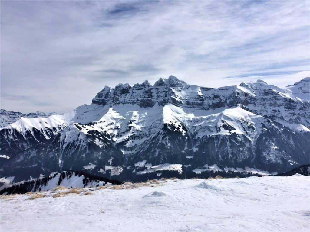 En Val d'Illiez avec AlpAddict