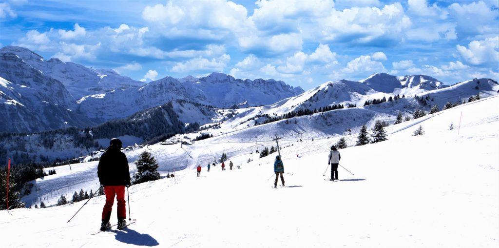 AlpAddict vous propose les Portes du Soleil, côté Suisse