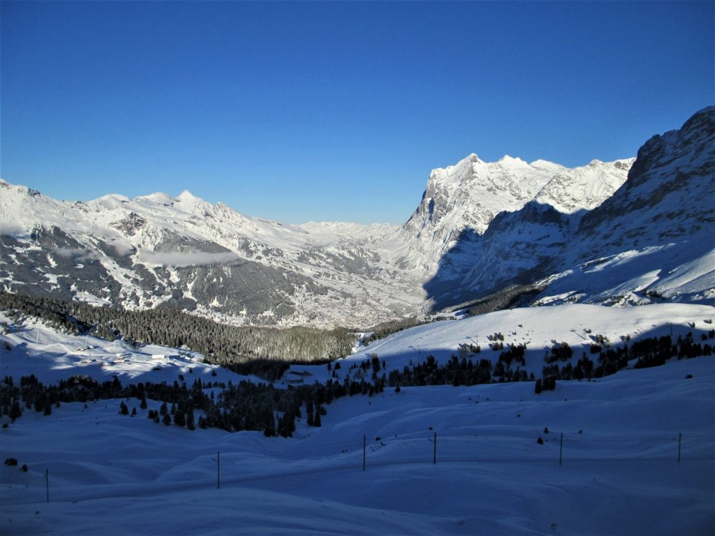 A la découverte de l'Eiger avec AlpAddict