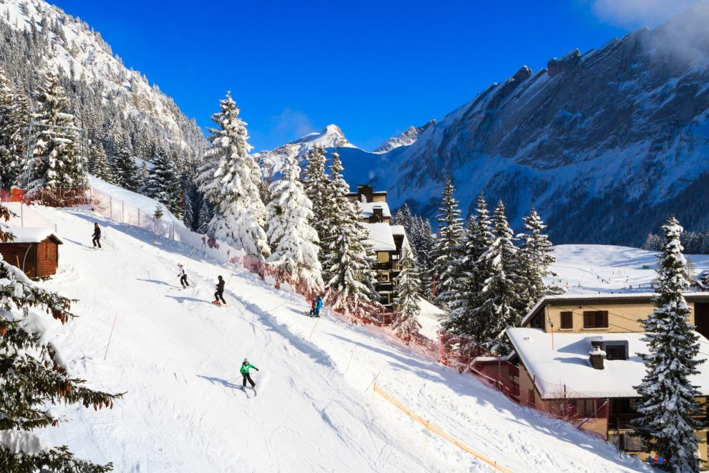 AlpAddict dans les montagnes Vaudoises