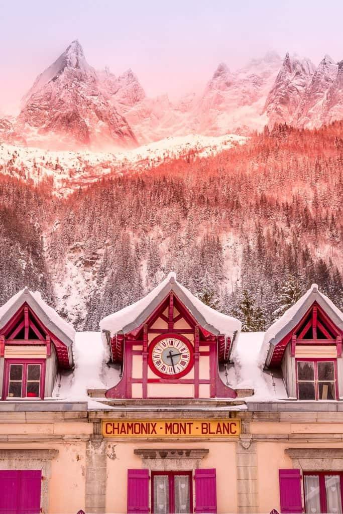 AlpAddict à Chamonix