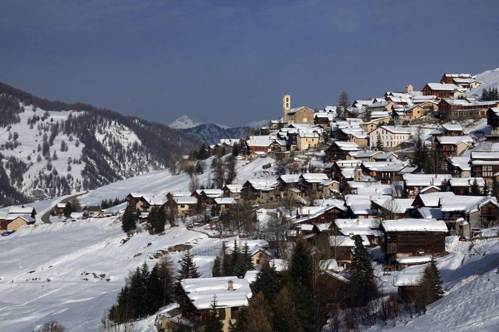 Le plus haut village d'Europe avec AlpAddict