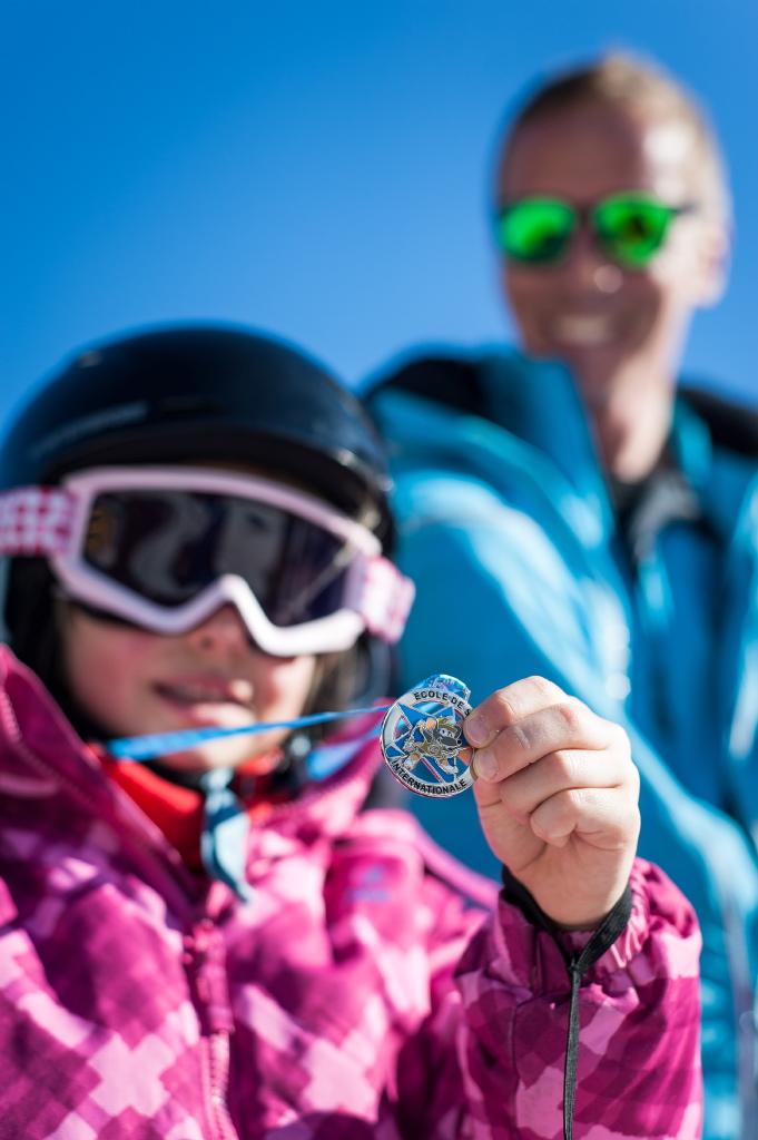Skier avec l'ESI et Ski Family