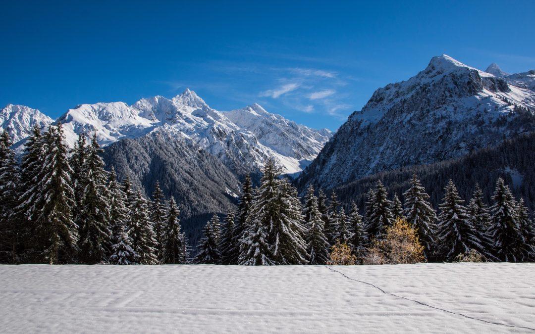 Six stations pour skier au calme en Isère
