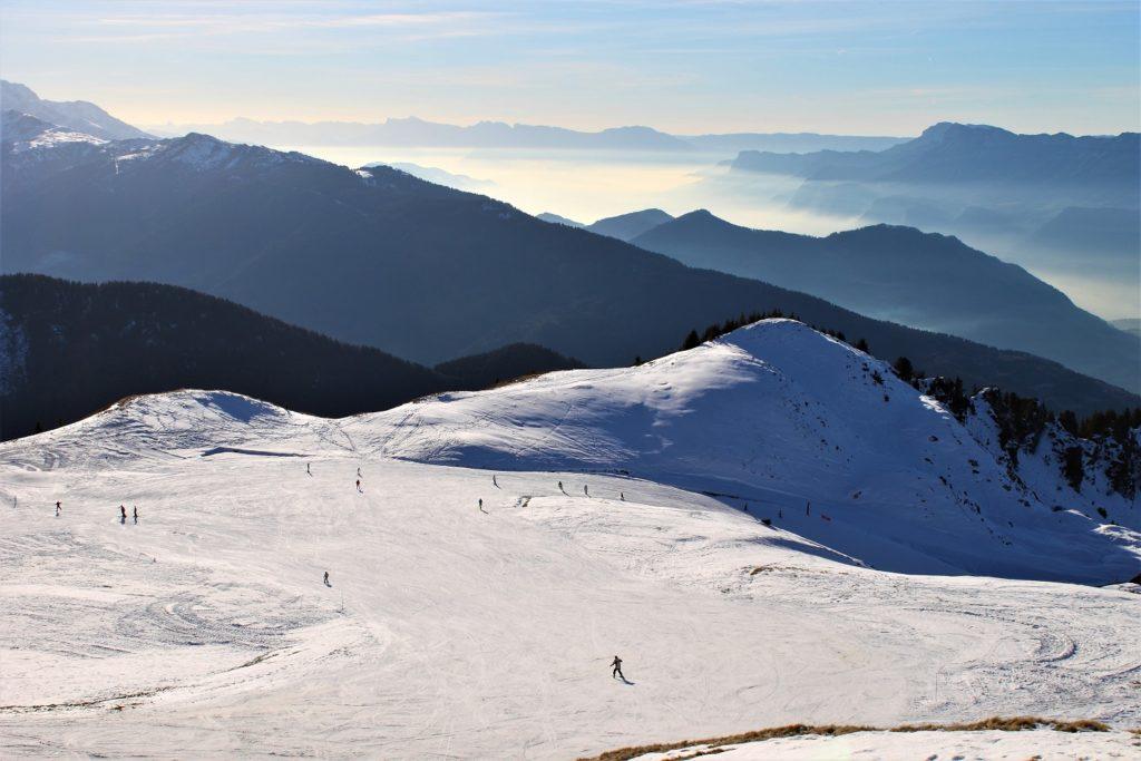 AlpAddict, , au ski près de Chambéry