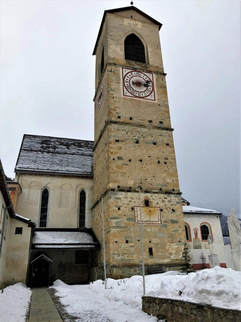 Avec AlpAddict en balade culturelle dans le Val Müstair