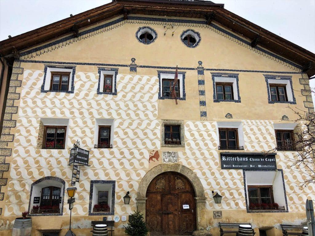 En balade culturelle dans le Val Müstair