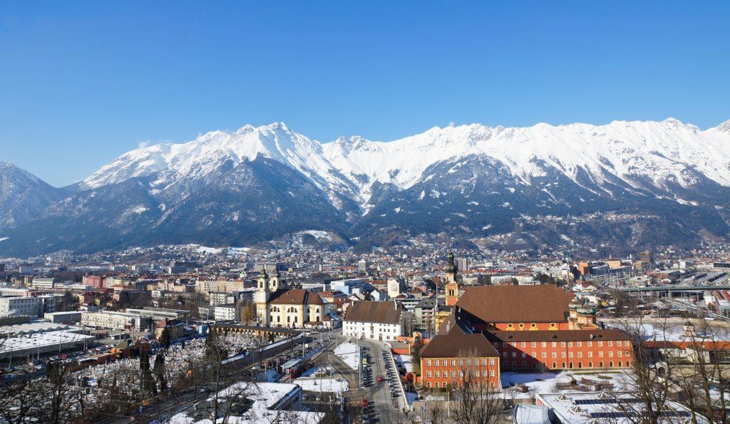 AlpAddict visite la ville d'Innsbruck