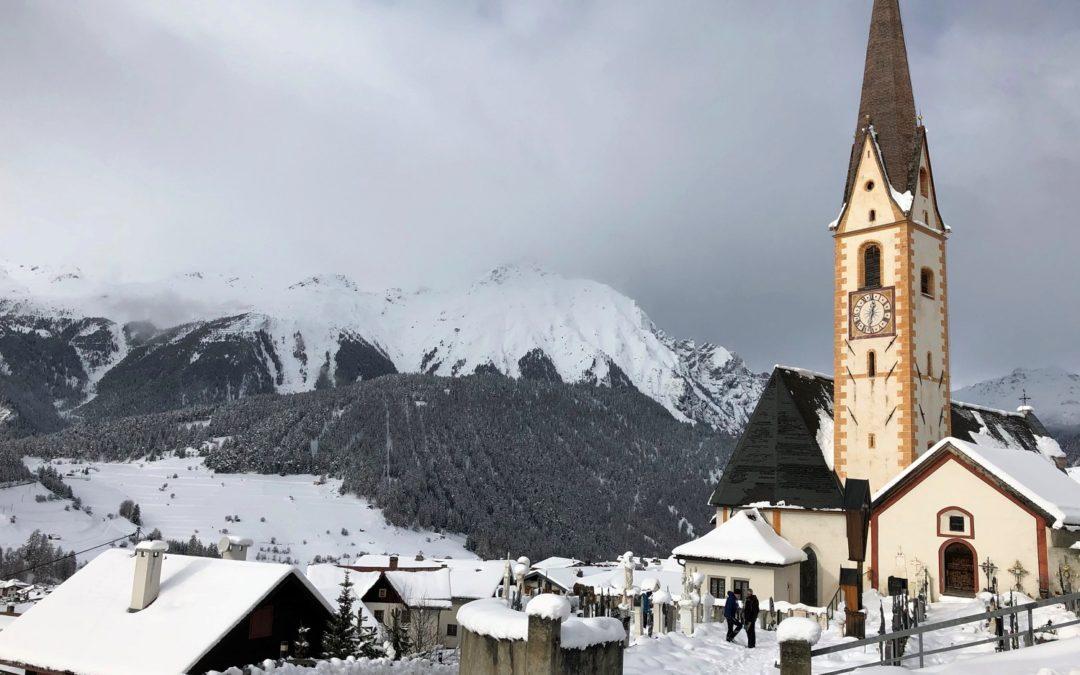 Que faire en hiver à Nauders au Tyrol ?