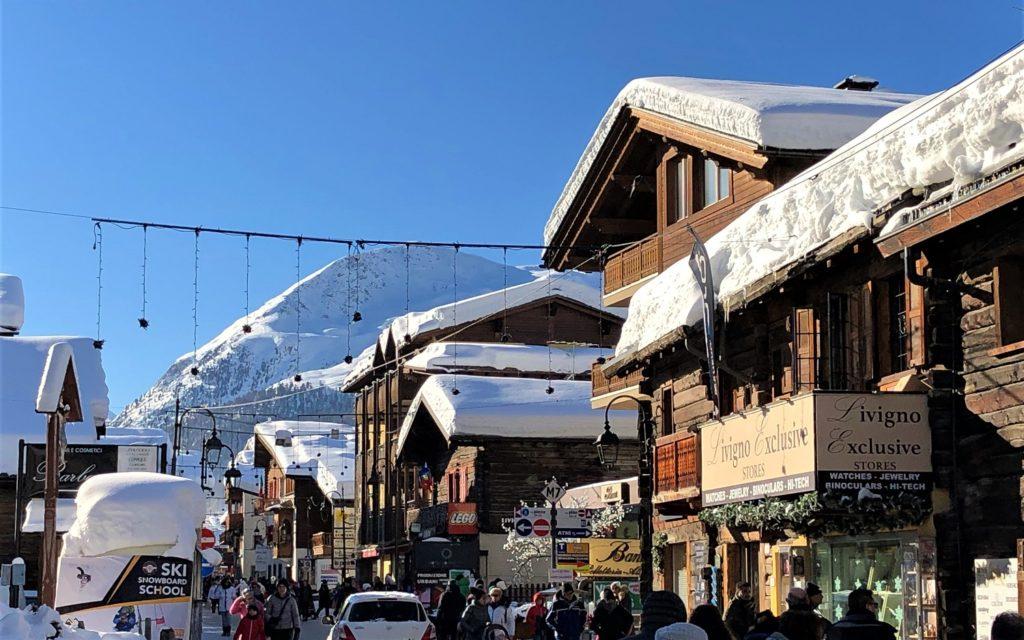 Shopping à Livigno avec AlpAddict