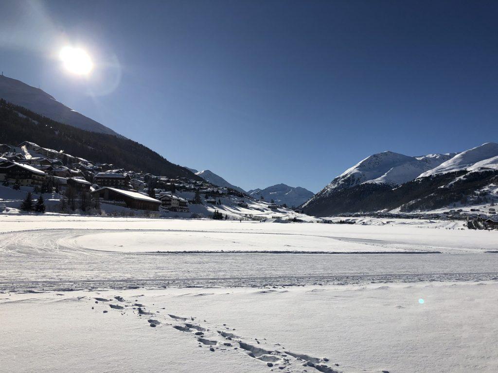 Ski de fond à Livigno