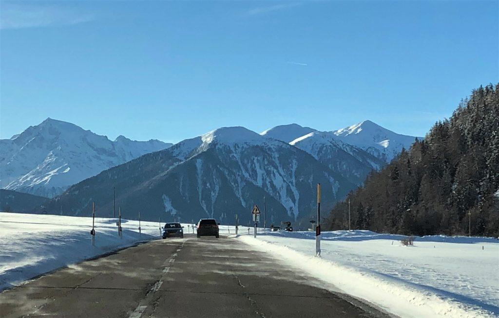 AlpAddict entre Autriche et Italie