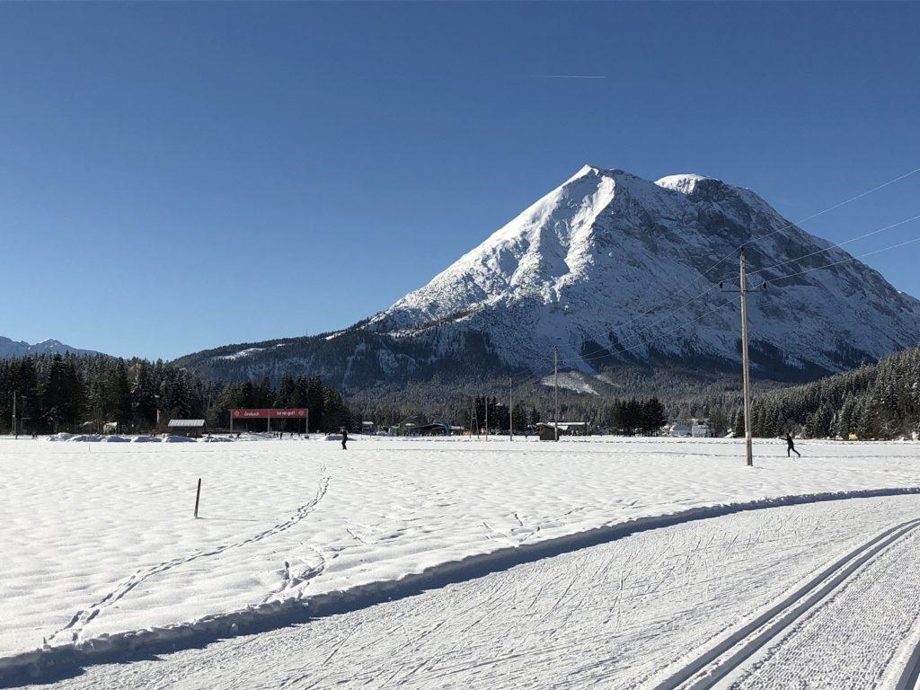 Ski de fond avec AlpAddict dans le Tyrol